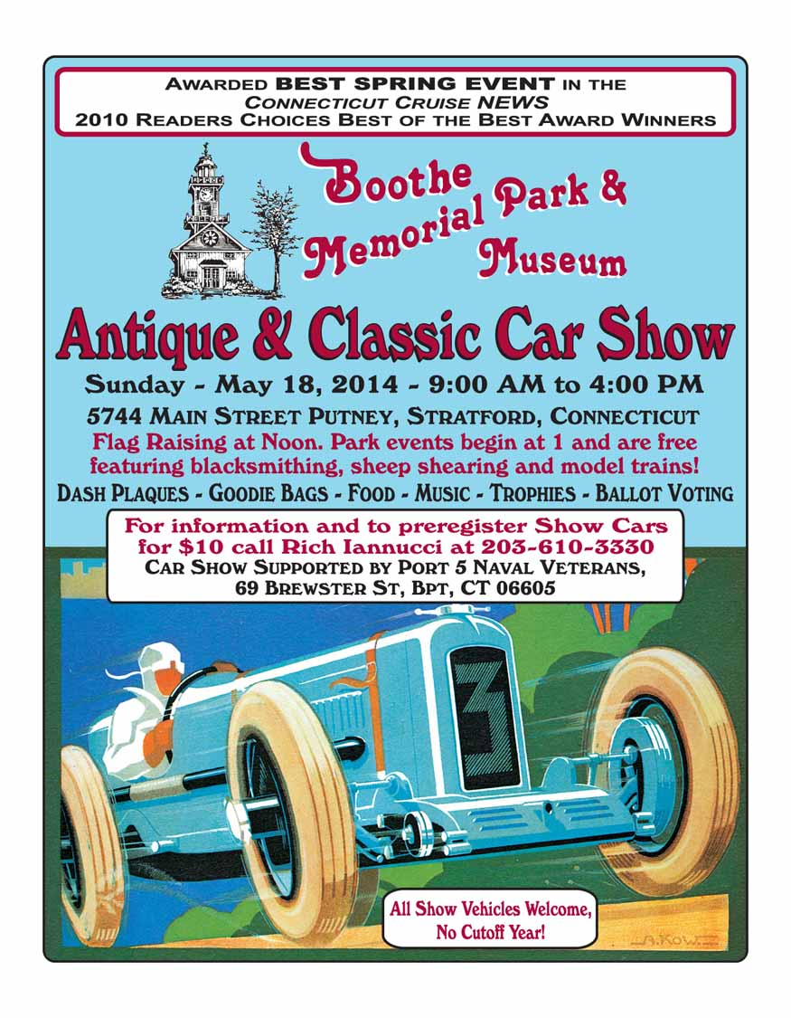 Classic Car Show Rocky Hill Ct Sunday May
