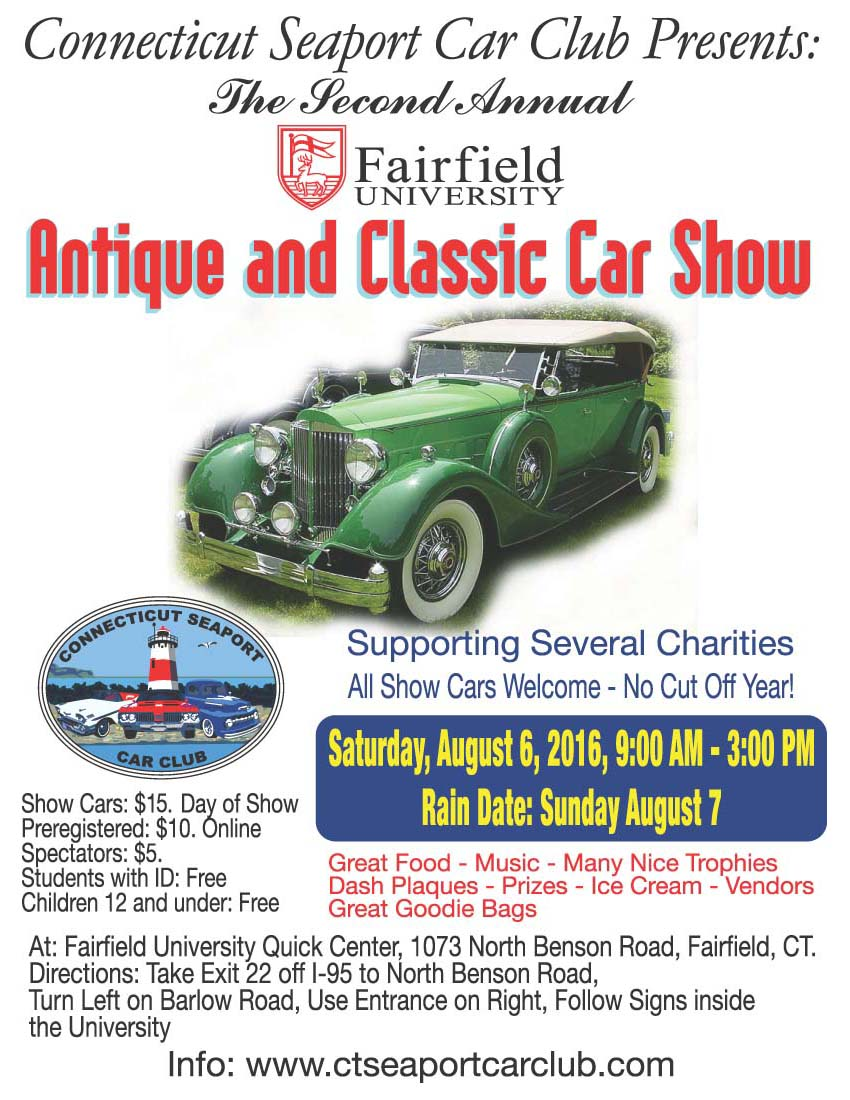 New Fairfield Car Club