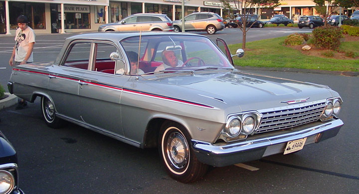 Connecticut Seaport Car Club - Photo Album of our Members Autos Chevy