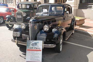 Connecticut Seaport Car Club Car Shows Of The Past - Arroway chevrolet car show